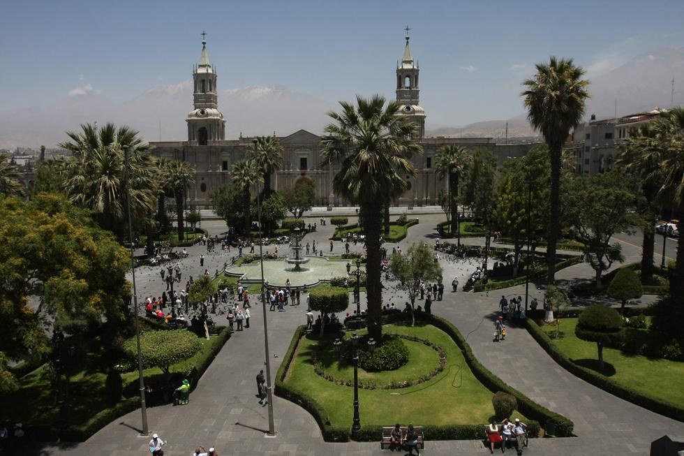 FOTOS | Aniversario de Arequipa: las principales cifras económicas de la segunda región más competitiva. (Foto: GEC)