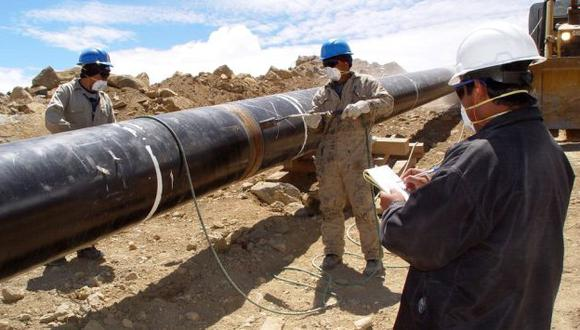 COMPETENCIA. El nuevo ducto dejaría al Gasoducto Andino del Sur sin su principal mercado. (Difusión)