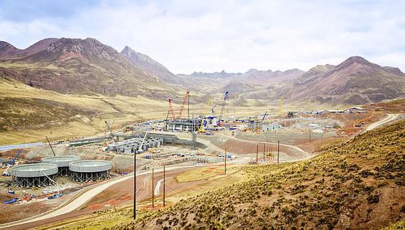 Toromocho, a cargo de Chinalco,  es un proyecto cuprífero de US$3,500 millones. (USI)