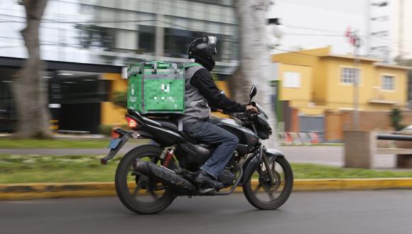Las empresas de servicio de delivery deberán cumplir con tener la condición de ser formales. (Foto: GEC)