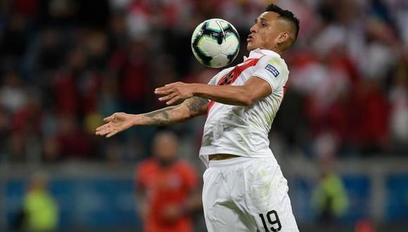 Yoshimar Yotún llegó a los 100 partidos con la Selección Peruana. (Foto: GEC / Agencias)