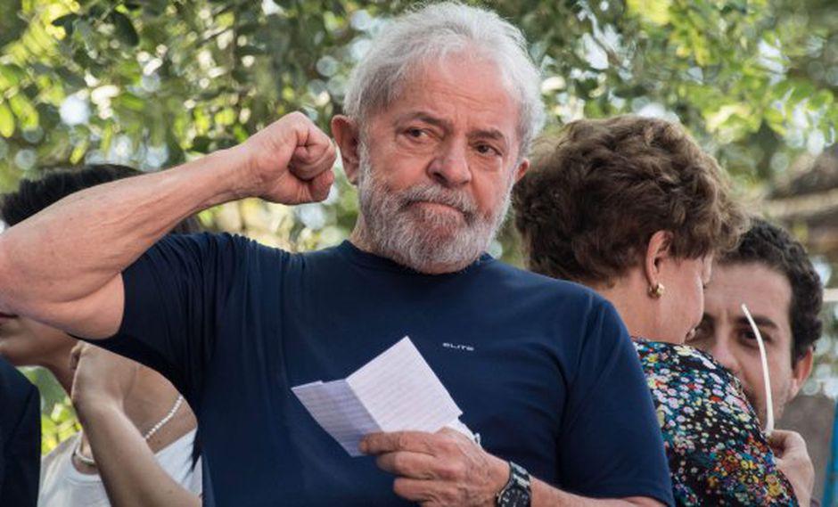 La defensa de Lula mantiene su inocencia, asegura que la propiedad investigada no le pertenece y que la denuncia es parte de una campaña de acoso político-judicial. (Foto: AFP)