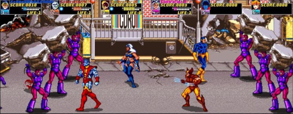 Konami celebraría sus 50 años con el relanzamiento de sus clásicos arcade. (Konami)