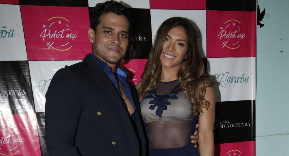 Isabel Acevedo reveló cuánto tiempo de relación tiene con Christian Domínguez. (USI)
