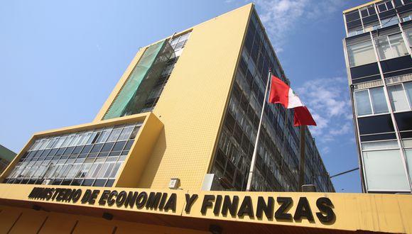 El detalle de los créditos y transferencias de partidas se publicarán en el portal institucional del Ministerio de Economía y Finanzas. (Foto: GEC)