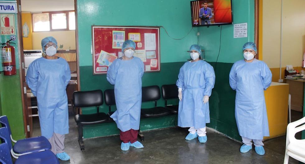 Reportan que 42 pacientes con VIH lograron vencer al COVID-19 en Chimbote