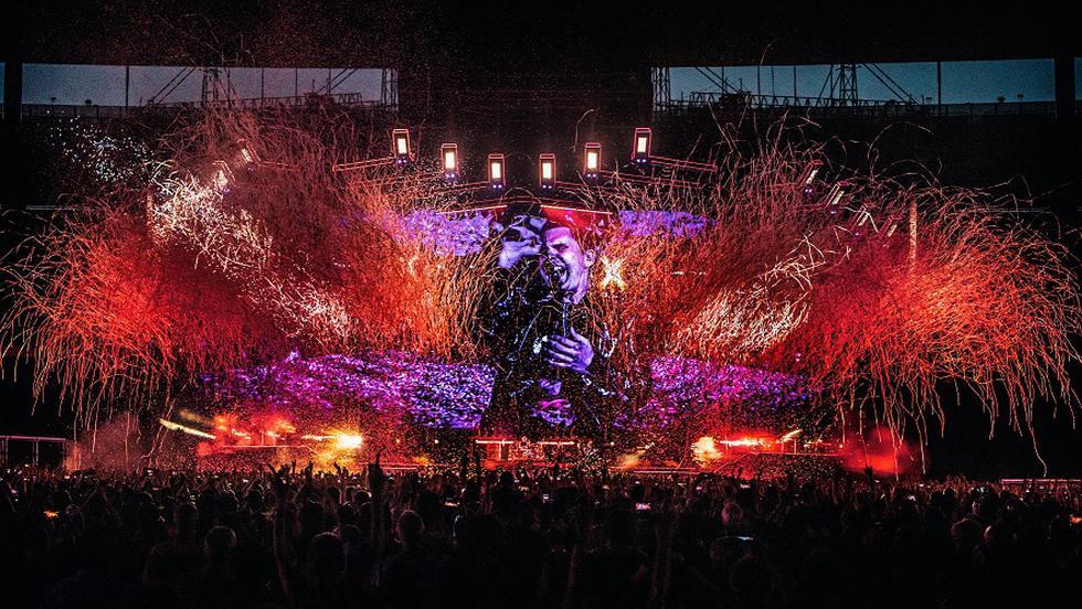 Muse alista esperado concierto en Lima. (Foto: Agencia Cabeza Hueca)