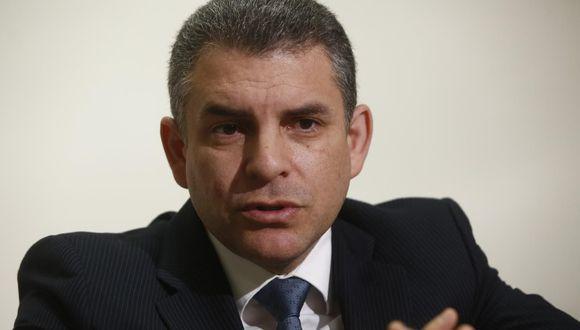 El fiscal Rafael Vela se pronunció sobre el fallo del juez juez Thomas Hixson, que certificó que el expresidente Alejandro Toledo puede ser extraditado al Perú. (Foto: GEC)