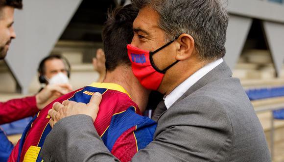 Lionel Messi tiene contrato con FC Barcelona hasta junio de este 2021. (Foto: FC Barcelona)elona