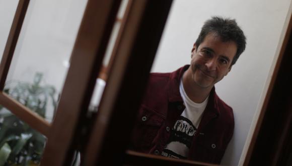 Carlos Carlín protagoniza la película Papá YouTuber. (Foto: Mario Zapata)
