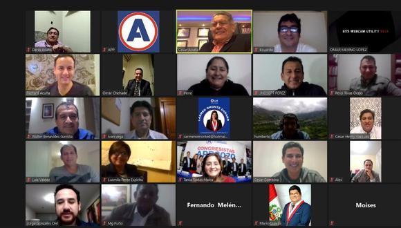 Alianza para el Progreso remitió consulta al JNE en torno a reelección y postulación de legisladores disueltos (Humberto Acuña).