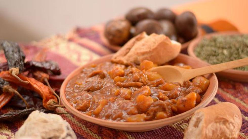 El plato bandera de Tacna es el picante a la tacneña. (Mary Carmen Tafur).
