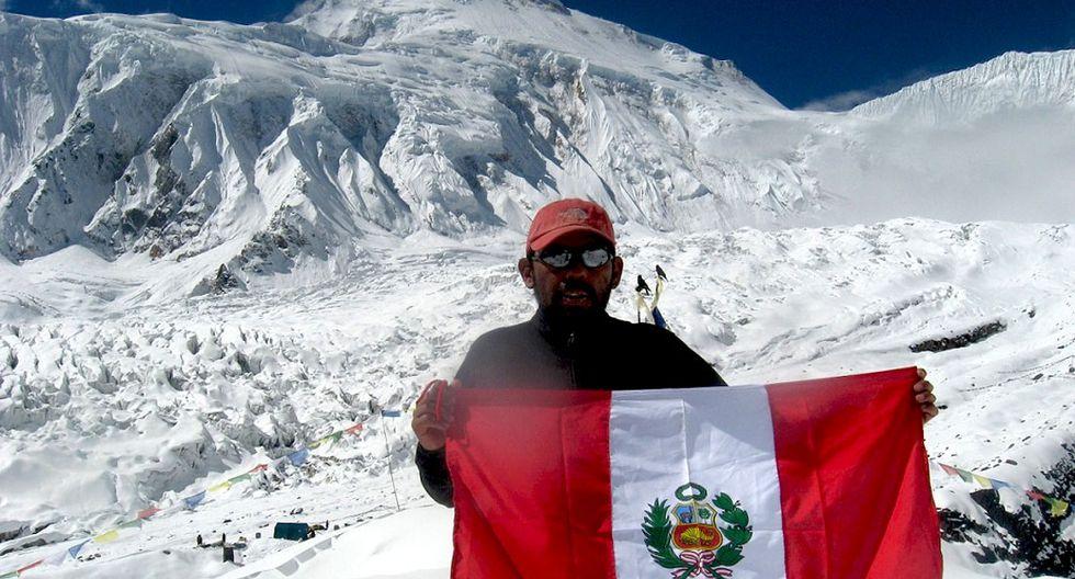 Richard Hidalgo logró escalar 5 de las 14 montañas más altas del mundo, sin oxígeno. (Foto: www.richardhidalgo.com)
