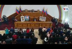 Chavismo retoma control del Parlamento venezolano pese a objeciones internacionales