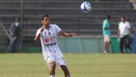 ¿Volverá? De la Haza jugó en Alianza en 2009, 2010 y 2011. (USI)
