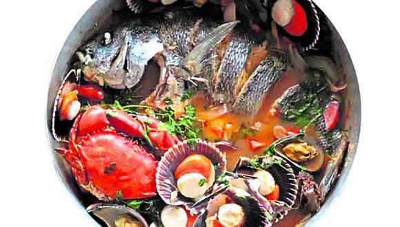Don Cucho te enseña a preparar sudado de pescado