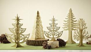 Cuatro ideas para transformar tus objetos de Navidad viejos en adornos llamativos