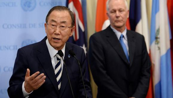 CONTUNDENTE. Informe no deja dudas sobre el uso de gas sarín. (AFP)