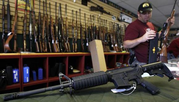 SOBRE EL TAPETE. La tenencia de armas ha sido puesta en debate. (Reuters)