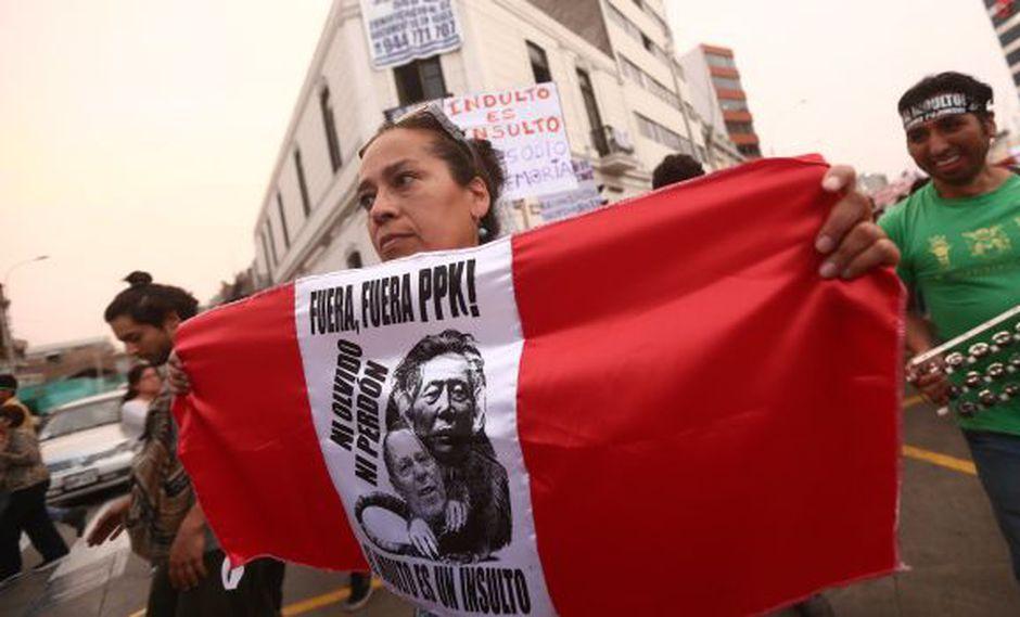 Reconciliación. (GeraldoCaso/Perú21)
