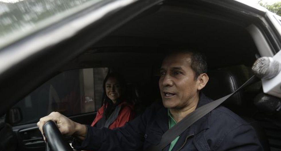 Ollanta Humala afronta una investigación en la Fiscalía por el caso Madre Mía. (Perú21)