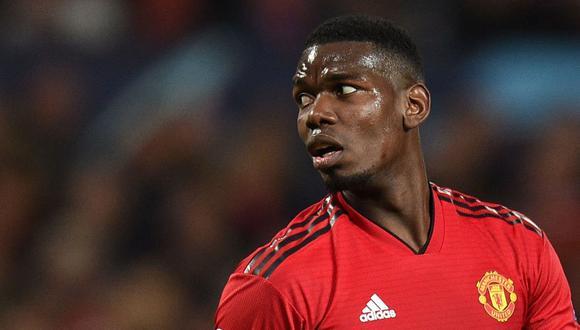 DT de Manchester United cree, aunque no lo puede garantizar, que Paul Pogba no se marchará del club. (Foto: AFP)