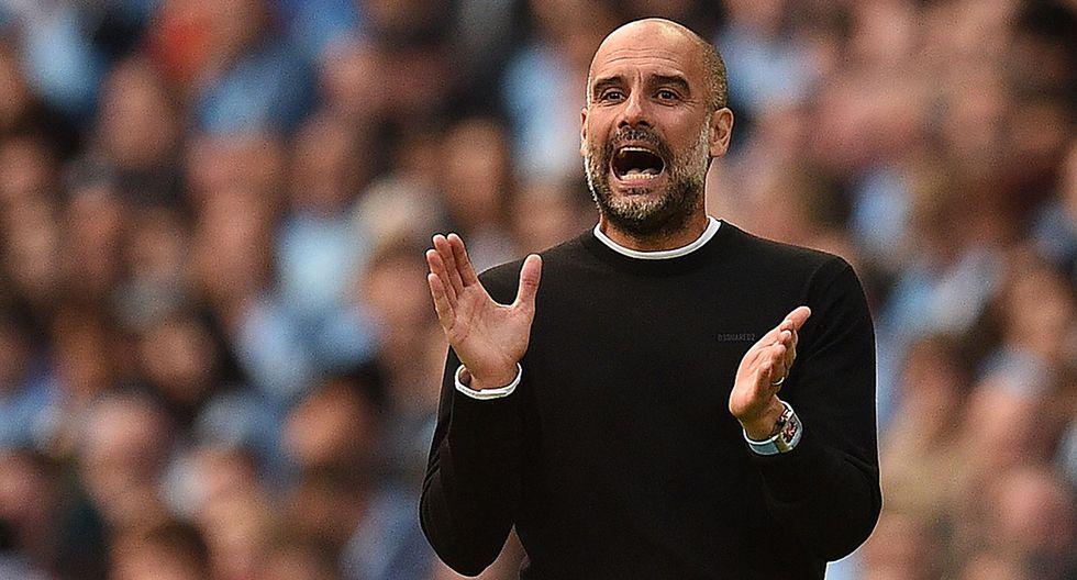El entrenador de Manchester City tuvo duras palabras contra el VAR. (Foto: AFP)