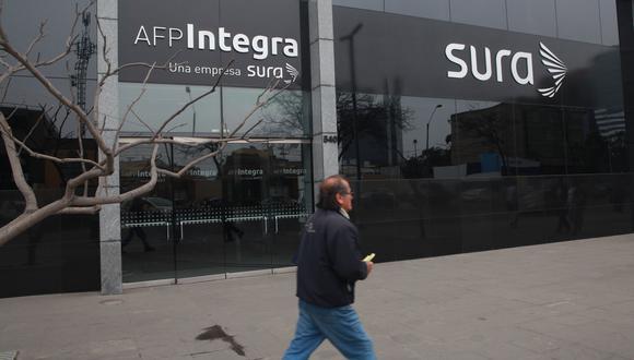 La medida fue tomada en respuesta a la autógrafa del Congreso, que permite el retiro del 25% de las AFP. (Foto: Lucero del Castillo | GEC)