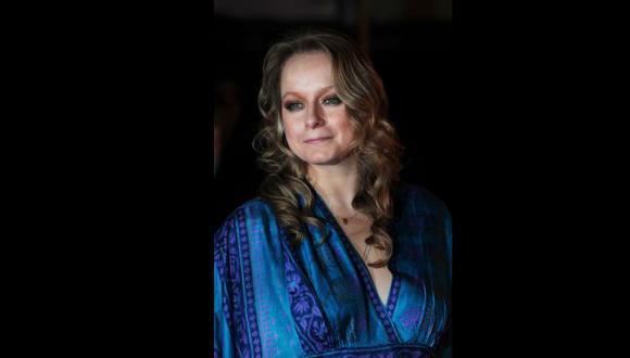 Samantha Morton, quien trabajó en Minority Report,  fue víctima de abusos sexuales. (AFP)