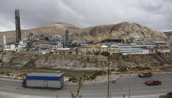 El complejo metalúrgico de La Oroya es uno de los activos de Doe Run que está en venta. El otro es la mina Cobriza. (Perú21)