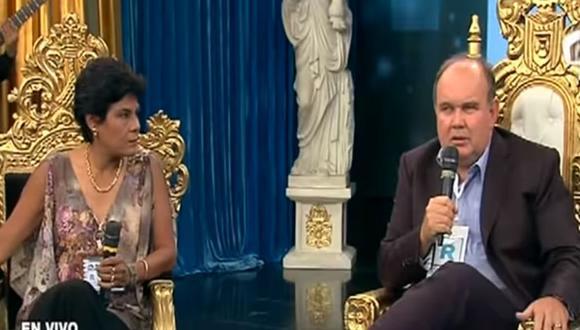 Rafael López Aliaga presentó a su eventual primera dama: ¿Quién es Norma Yarrow?