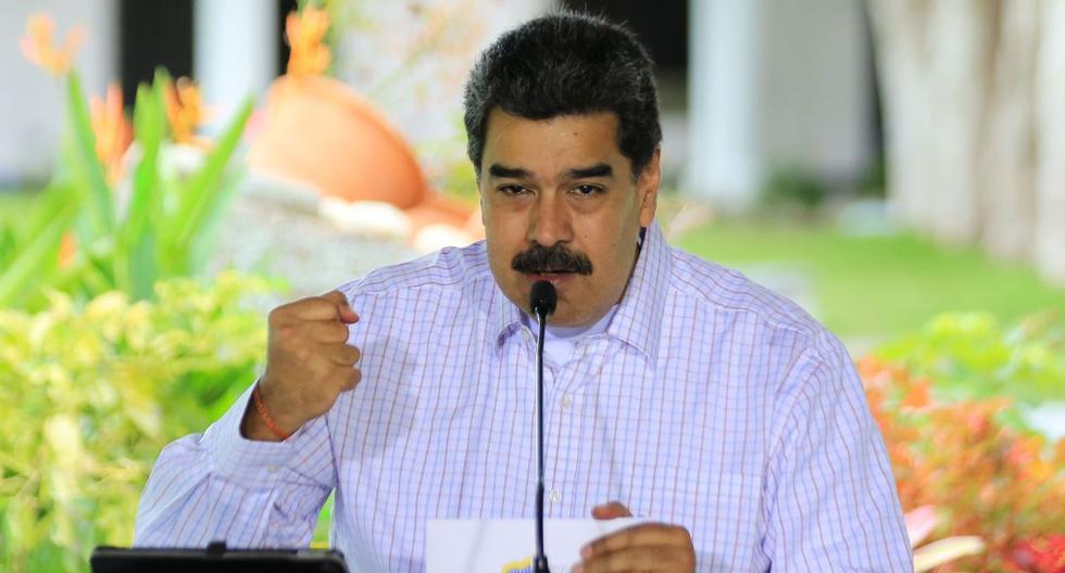 """Maduro dice que """"gira guerrerista"""" de Mike Pompeo contra Venezuela fracasó"""