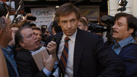 El actor vuelve al cine luego de un gran éxito con 'Logan' y 'El gran showman'. (Foto: Sony)