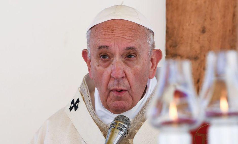 Papa Francisco expresa preocupación y pide diálogo ante tensión en el Golfo Pérsico. (AFP)