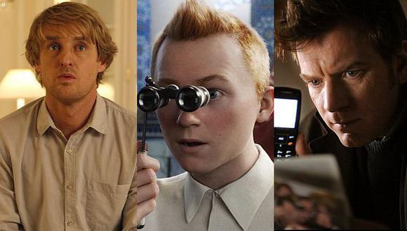 Woody Allen, Spielberg y Polanski están en la lista. (Internet)