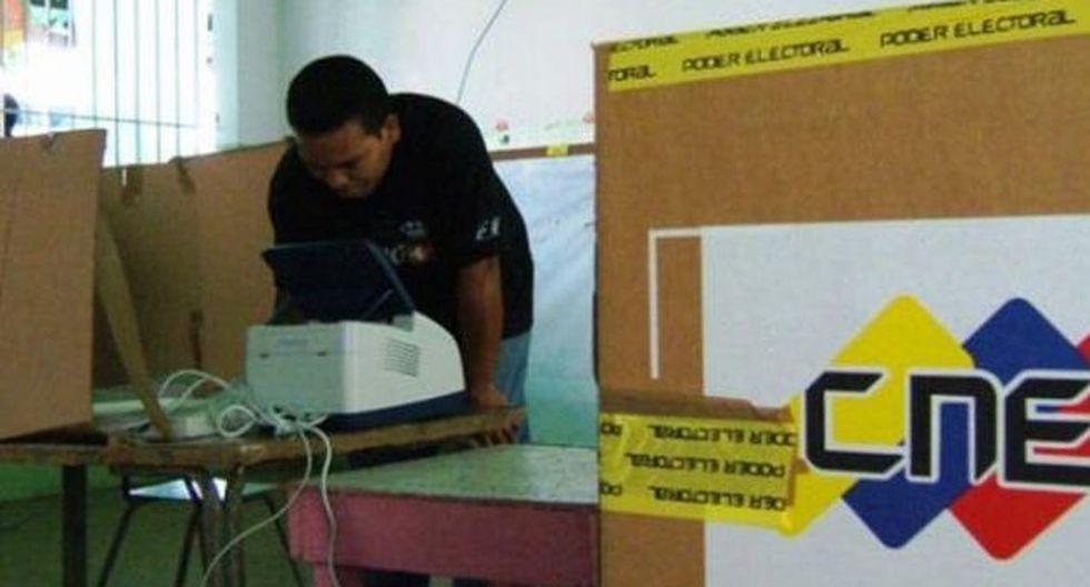 Hubo simulacro de votación. (Internet)