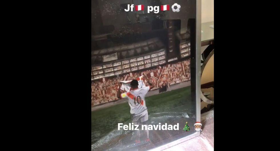 Jefferson Farfán se encuentra de vacaciones en Lima tras un exitoso cierre de año con el Lokomotiv Moscú.