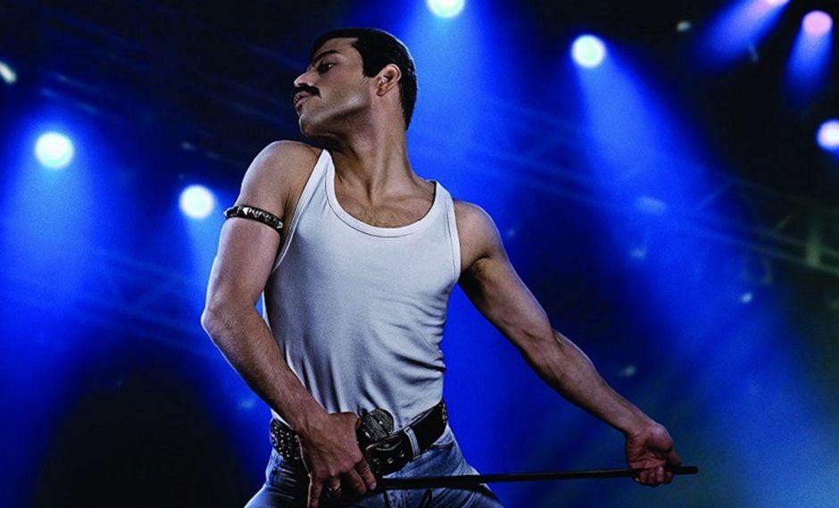 """""""Bohemian Rhapsody"""" es la biopic de la exitosa banda Queen y su vocalista Freddie Mercury protagonizada por Rami Malek. (Foto: 20th Century Fox)"""