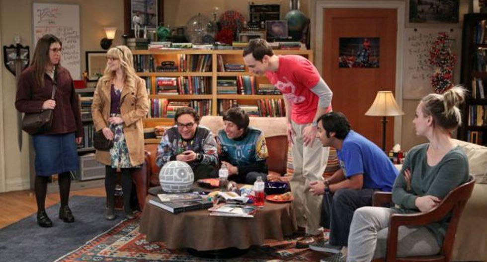 Sheldon será el más entusiasta por celebración. (Warner)