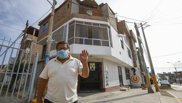 Trabajos en viviendas afectadas por incendio en Villa el Salvador se encuentran al 92%. (Foto: MVCS)