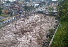Caudal del río Chili se incrementó por agua almacenada de represas