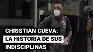 Selección peruana: Christian Cueva continúa envuelto en la polémica