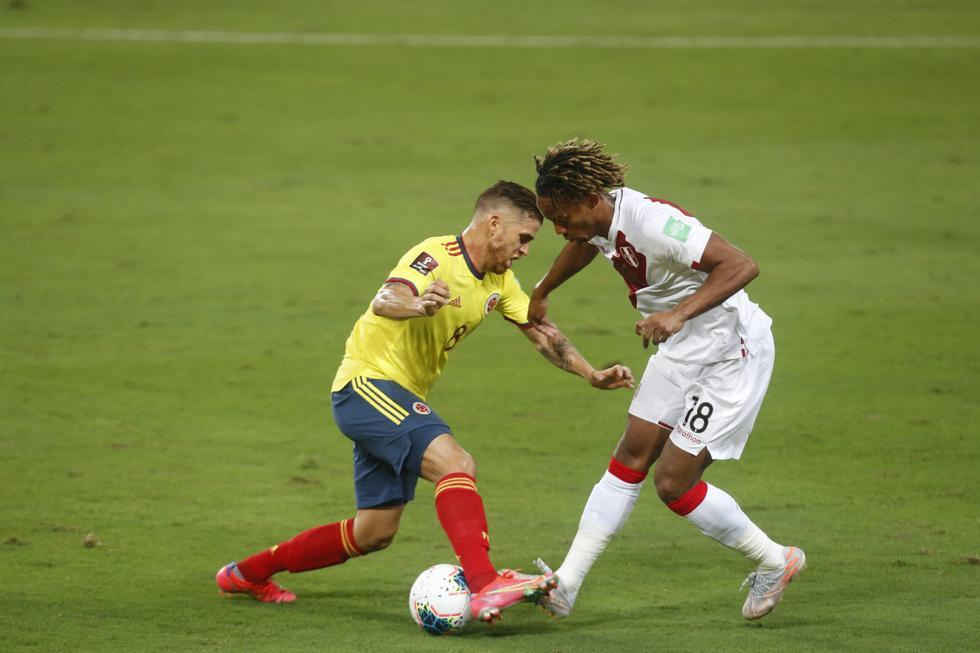 Eliminatorias Sudamericanas, Peru vs Colombia en el Estadio Nacional. Fotos: Violeta Ayasta / @photo.gec