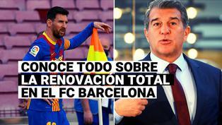 FC Barcelona: el plan del club azulgrana alrededor de Lionel Messi, con 14 salidas y refuerzos de jerarquía