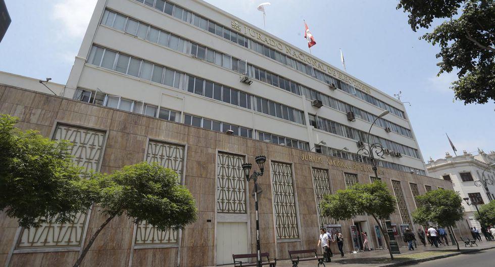 El JNE debe terminar de absolver todas las apelaciones antes del 3 de diciembre (Atoq Ramón/GEC).
