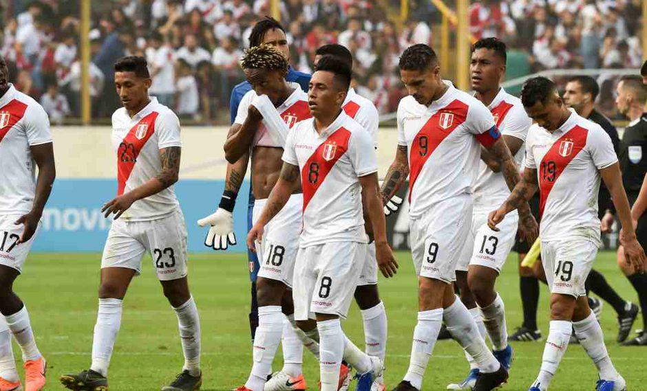 La selección peruana ya conoce al árbitro para el debut en la Copa América 2019 ante Venezuela. (Foto: AFP)