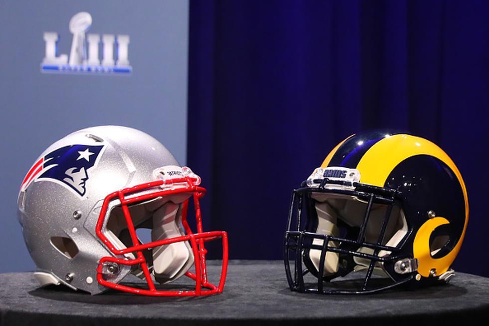 New England Patriots jugará su undécima Super Bowl, la tercera consecutiva y tiene como arma al legendario Tom Brady. (Getty)