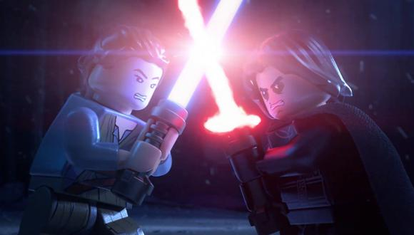 Warner Bros. Games lanzará 'LEGO Star Wars: The Skywalker Saga' en PlayStation 4, Nintendo Switch, Xbox y PC. (Lego)