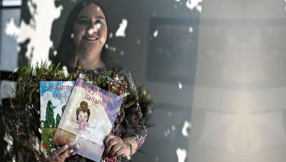 """""""Persigan sus sueños, trabajen en ellos y diviértanse en el camino"""", dice Mónica Esparza. (Perú21)"""