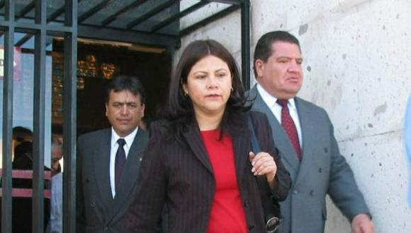 REFERENTE. Bancada nacionalista avaló desafuero de González. (USI)
